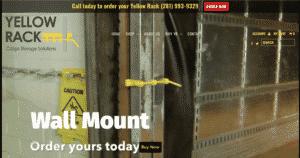 Pixel Rocket Shopify Website Client YellowRack.com